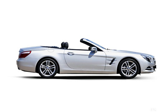 Used Mercedes Benz Sl-Class 350